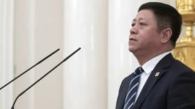 No way to say whether Covid-19 originated in China, ambassador claims