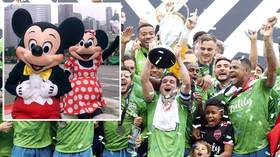'Always thought it was a Mickey Mouse league': Fans react after Major League Soccer confirms comeback tournament in DISNEY WORLD