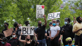 Meghan & Harry shift focus to BLM. Now, does anyone still believe the elite-backed movement challenges the establishment?