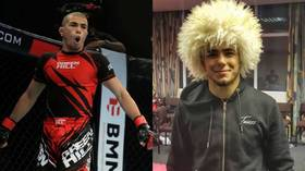 'I want to be the youngest UFC champion': Teenage phenom Muhammad Mokaev on signing his first pro contract and targeting MMA glory