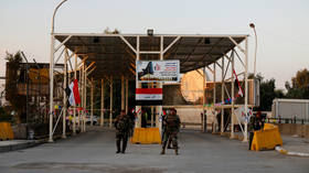 Rocket blast hits Baghdad's Green Zone, triggers sirens at US embassy on eve of 'strategic dialogue'
