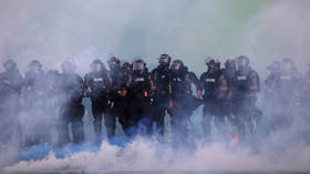 'Weapons of oppression': Scottish Parliament votes for suspension of UK rubber bullets, tear gas and riot-shield exports to US