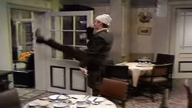 Irony is DEAD: Axed episode of Fawlty Towers shows that UKTV fun sponges have lost all sense of reality