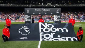 Premier League players to have shirt names replaced with 'Black Lives Matter' for first 12 games of resumed season