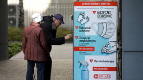 Sweden and Poland only EU nations who STILL haven't reached Covid-19 peak – EU health watchdog