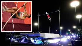 'Flight Night': Athletics fans enjoy socially-distanced 'drive-in' pole-vaulting event in Germany (PHOTOS)