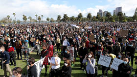 WATCH thousands protest against racism in Australia, defying govt pleas not to rally during Covid-19 outbreak