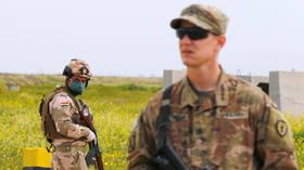 Multiple rockets hit 'inside' Iraq's Taji base housing US troops – reports