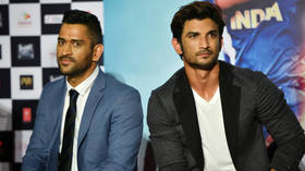 Indian cricketers mourn Bollywood star Sushant Singh Rajput, who played national hero Dhoni in biopic, after death aged 34