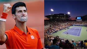 Net returns: US Open 'happening' as planned – but world no.1 Djokovic is on a collision course as aces threaten to shun tournament