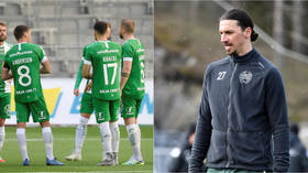 'We want to know more': Zlatan facing investigation for 'breaking coronavirus rules to enter locker room' at his Swedish club