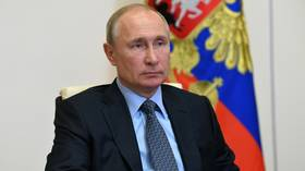 Putin says Communists oppose proposed Russian constitutional changes because they want to re-establish one-party dictatorship