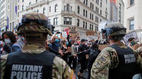 UNHRC joins pile-on against US police's 'systemic racism,' but US military makes police brutality look like amateur hour