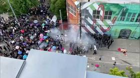Seattle bans police use of tear gas, pepper spray & chokeholds as anarchist crowd reigns over portion of city