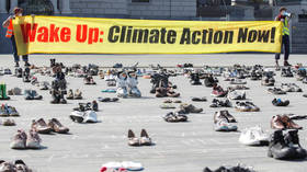 Covid-19 is 'FIRE DRILL' for climate crisis & BLM is 'inseparable' from struggle for sustainability, UN official claims
