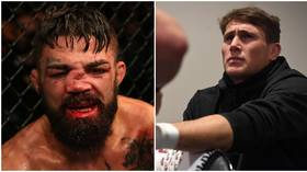 UFC fighter Mike Perry 'to seek help for alcohol abuse, behavior problems' after knocking out elderly man in restaurant (VIDEO)