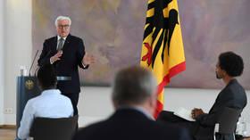 Not being racist isn't enough, Germans must be 'anti-racists,' President Steinmeier insists