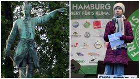 The king is dead! Long live… Greta? Swedish former mayor calls for replacement of Charles XII statue with one of Thunberg