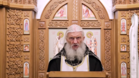 Russian cleric SEIZES CONTROL of convent after being censured for calling Covid-19 an excuse to 'chip population'