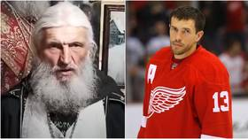 Ex-NHL star Datsyuk 'holed up at monastery defended by Cossacks with priest who claims Covid is cover-up to microchip population'