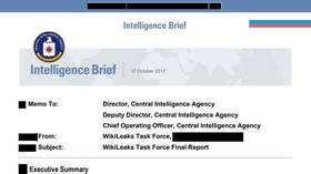 Who needs 'Russian hackers'? Report reveals CIA incompetence to blame for Vault 7 breach