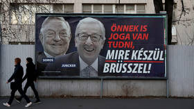 EU's top court slaps down Hungarian law on NGO transparency imposed amid Budapest feud with Soros over 'political meddling'