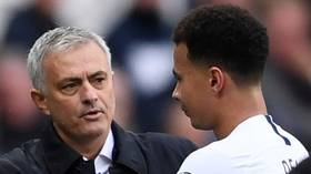 'I feel very, very sorry that Dele is not playing': Jose Mourinho says FA unfairly targeted Dele Alli after 'racist' video