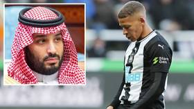 'This is an insult': Saudi-led takeover of Premier League club Newcastle United must be BLOCKED, says UK politician