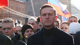 Old nemesis returns to ask security services to investigate Moscow protest leader Alexei Navalny for 'extremism'