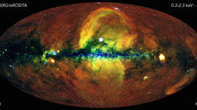 Breathtaking x-ray 'map of the universe' could revolutionize future of astronomy