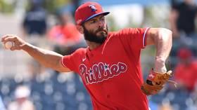 Coronavirus outbreak hits FIVE Philadelphia Phillies players ahead of Major League Baseball's restart