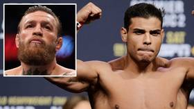Paulo Costa calls Conor McGregor his favorite PORNSTAR and says he'll KILL Dana White if he's given lowball UFC title fight offer