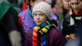 'Act with necessary force': Greta Thunberg says BLM protests & 'corona crisis' give blueprint for climate change fight