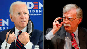 Fake news or about-face? Bolton DENIES he's voting for Biden after the Telegraph reports him saying so in interview