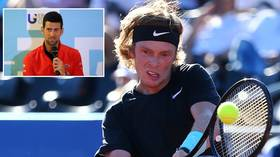 Russian high-roller Rublev continues sensational rise as he dumps out 11-time champion Nadal in Monte Carlo Masters