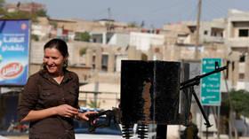Syria's Kurdish-led authorities negotiating US sanctions exemption – report