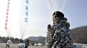 Seoul says military option on the table over Pyongyang's plans to drop leaflets prompted by its people's 'unquenchable anger'