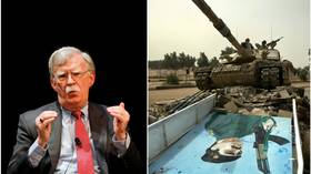 Fool me twice? Bolton says Iran had yellowcake uranium, echoing bogus claims that led to Iraq war