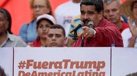 Trump walks back Maduro olive branch after Biden challenges his commitment to Venezuelan regime change