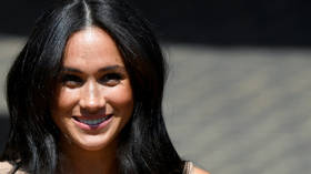 I won't be surprised if Meghan Markle piggybacks BLM to run for US president, she is money hungry & status driven