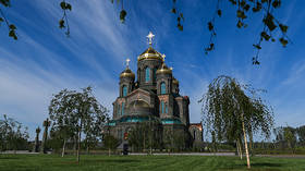 Is this huge new cathedral to war Putin's folly, or a magnificent, unique building that tells a lot about the East-West divide?
