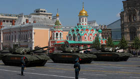 New additions & battle-proven hardware on display as Russia marks 75th anniversary of Nazi defeat with military parade (PHOTOS)