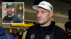Tyson Fury drops alleged Irish mob boss Daniel Kinahan as adviser after backlash over Joshua fight – reports