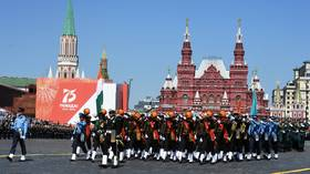 Indian commander who led elite troops through Red Square in Victory Day parade says friendship with Russia 'increasing by the day'