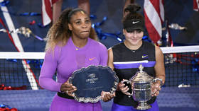 'I want to surpass Serena': US Open champ Bianca Andreescu targeting Williams' Grand Slam haul