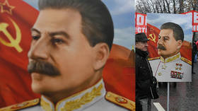 Russian businessman & Communist party politician locks horns with local authorities after 'illegal' Stalin statue erected