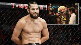 'I like what Khabib does... he's one of the best lightweights': Jorge Masvidal opens up about fighting champ Nurmagomedov