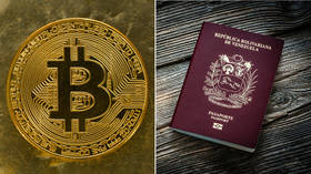 Bitcoin bolivars? Venezuela reportedly accepting crypto as payment for passport applications