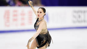 'No Alina, no party!' Zagitova fans blast ISU for SNUBBING Olympic champ for figure skating 'Oscars'