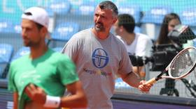 Novak Djokovic's coach Goran Ivanisevic becomes latest tennis figure to test positive for COVID-19 following Adria Tour
